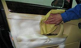 Химчистка и полировка автомобиля